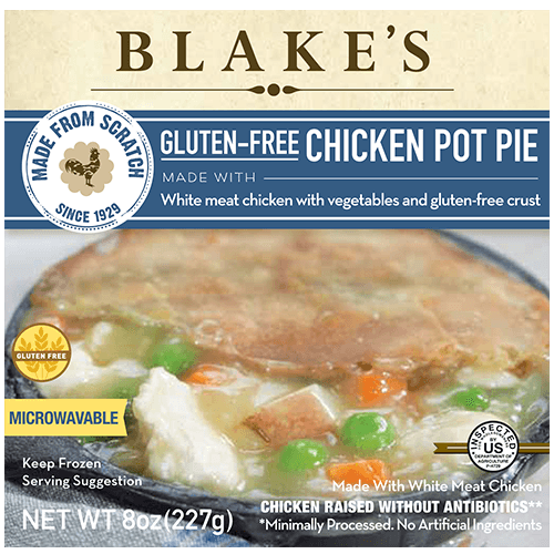 Gluten-Free Chicken Pot Pie | Blake's All Natural